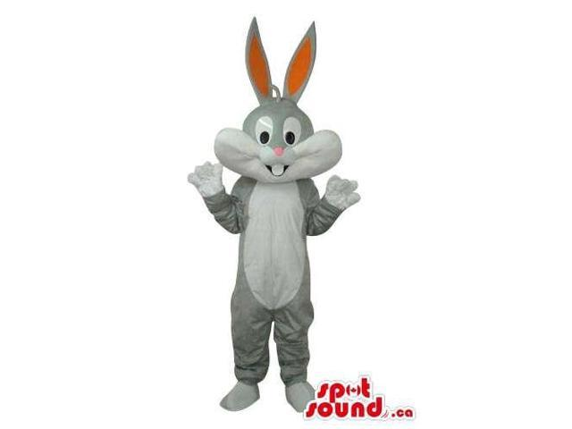Well-Known Bugs Bunny Character Children'S Cartoon Canadian SpotSound Mascot