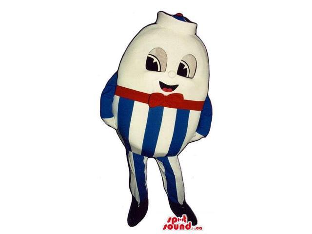 Humpty-Dumpty Children'S Story Tale Character Canadian SpotSound Mascot