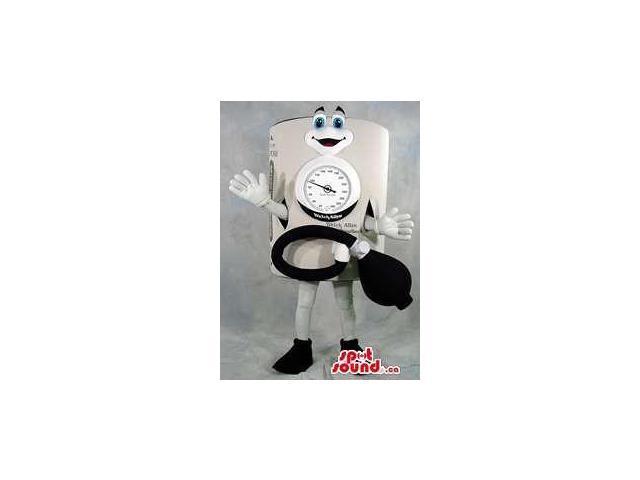 Customised Peculiar Large Blood Pressure Meter Canadian SpotSound Mascot