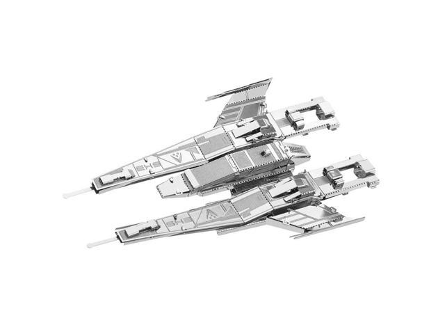 Mass Effect SX2 Alliance Fighter 3D Laser Cut Model by Fascinations
