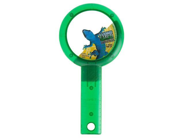 Backyard Safari Adventure Magnifying Glass by Poof Slinky Inc.