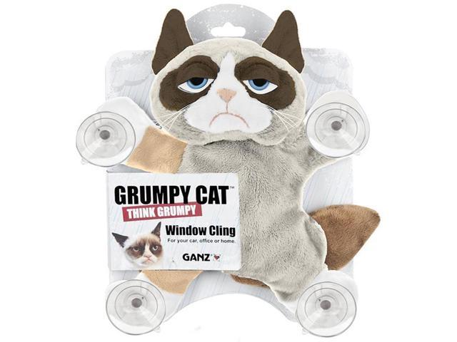 Grumpy Cat Window Cling 10