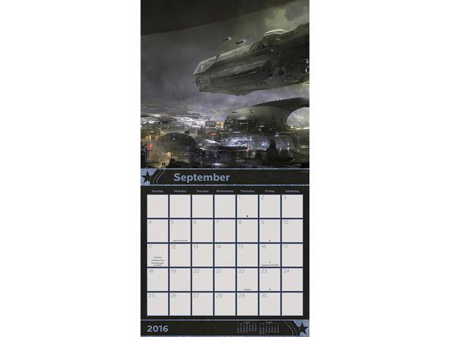 Calendar May Sia : Halo wall calendar by trends international newegg