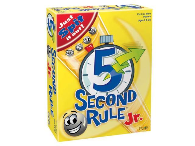 5 Second Rule Junior by Patch Products Inc