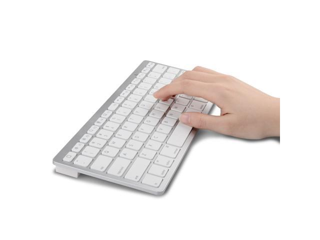 UniLink Ultra Slim Bluetooth Wireless Keyboard for New iPad4 iPad 3 / iPad 2 / iPad / iPad Mini / iPhone 4.0 OS / PC / Symbian Smartphone