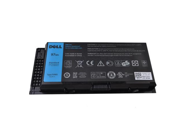 genuine original dell fv993 battery