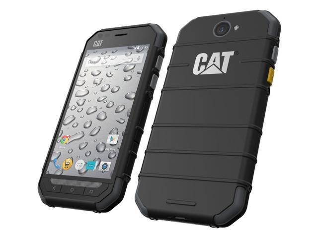 caterpillar cat s60 black 32gb dual sim factory unlocked 4g lte gsm boxed. Black Bedroom Furniture Sets. Home Design Ideas