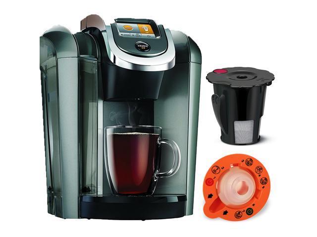 Top Rated Single Serve Coffee Maker Keurig K545 Plus, Coffee Maker Single Serve 2.0 Brewing ...