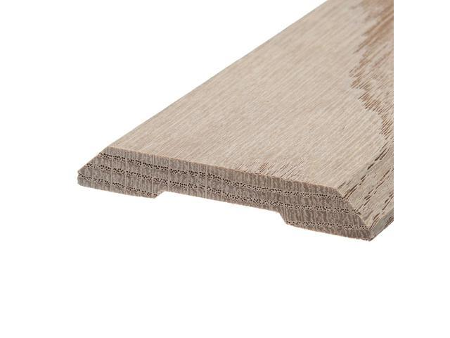 Thermwell Products WAT250 Interior Thresh 2-1/2X3/8X36 Oak - Flat - Each