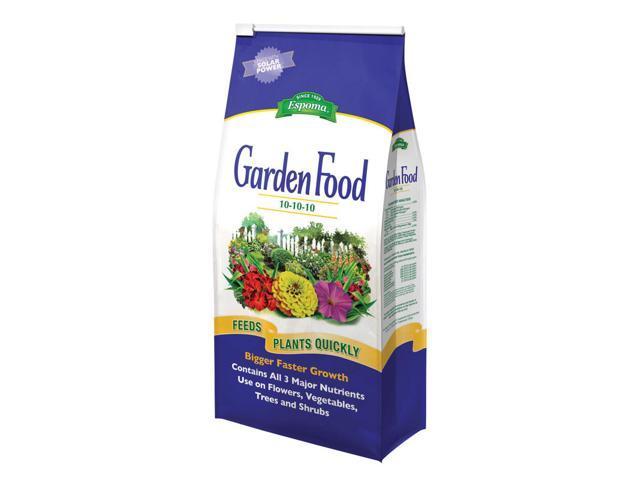 Quick Solutions Garden Food