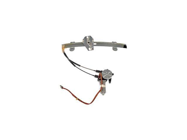 NEW Door Power Window Regulator & Motor Front Left Driver Dorman 741-566