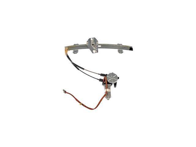NEW Door Power Window Regulator & Motor Front Left Driver Dorman 741-566