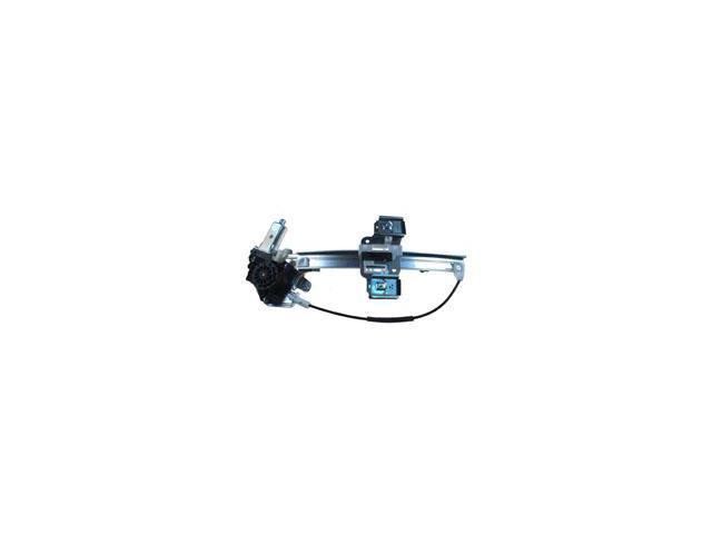 NEW Door Power Window Regulator & Motor Rear Left Driver Dorman 741-811