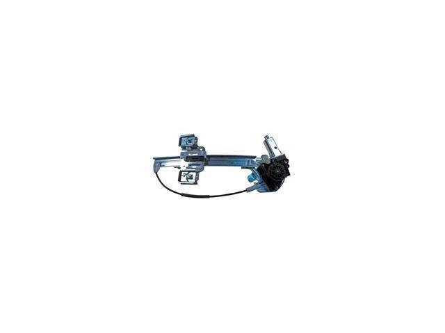 NEW Door Power Window Regulator & Motor Rear Right Passenger Dorman 741-812