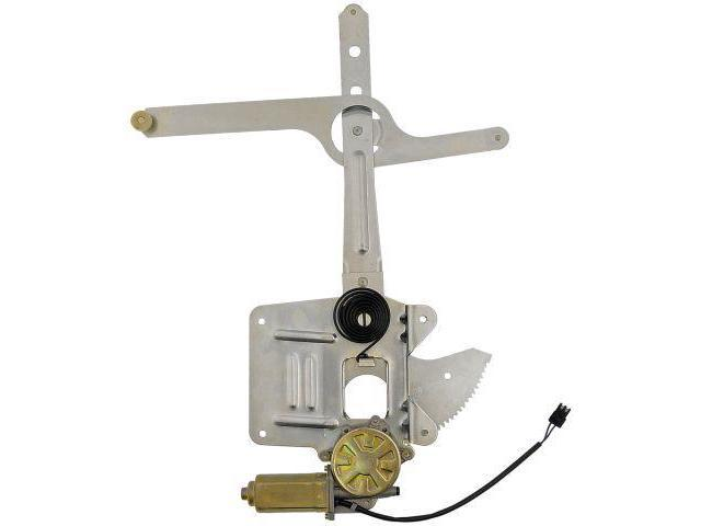 NEW Door Power Window Regulator & Motor Front Left Driver Dorman 741-844