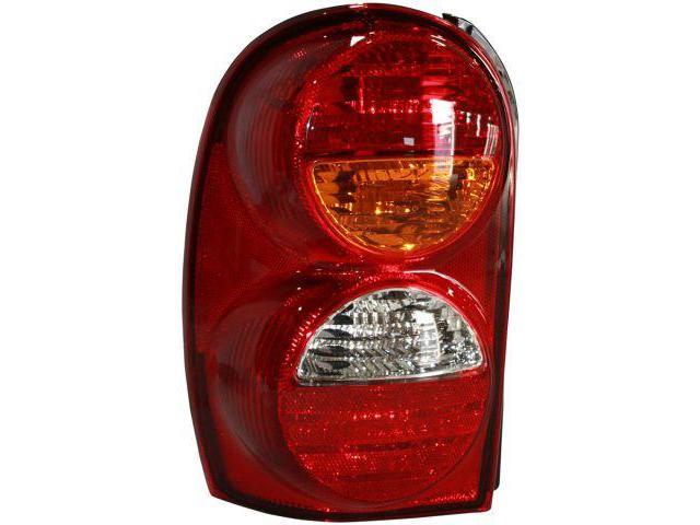 NEW Tail Light Lamp Assembly Left Driver 1611334