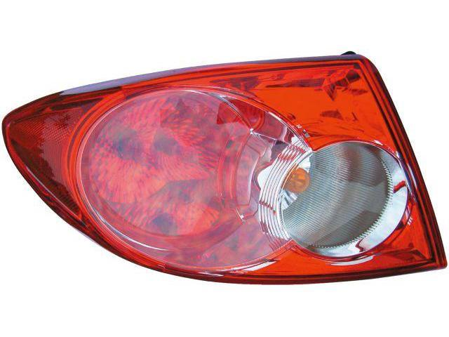 NEW Tail Light Lamp Assembly Left Driver 1611240