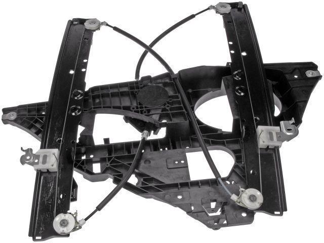 NEW Door Power Window Regulator W/O Motor Front Left Driver Dorman 740-178