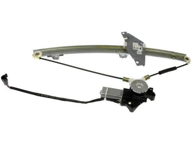NEW Door Power Window Regulator & Motor Front Left Driver Dorman 741-912
