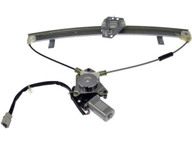 NEW Door Power Window Regulator & Motor Front Right Passenger Dorman 741-743