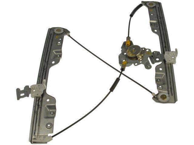 NEW Door Power Window Regulator W/O Motor Front Left Driver Dorman 749-554