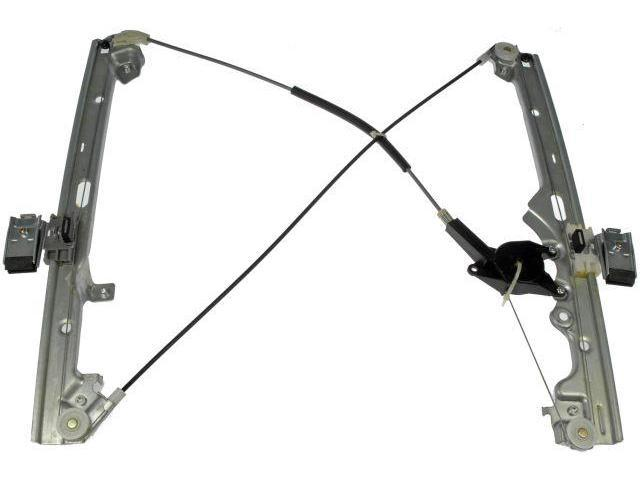 NEW Door Power Window Regulator W/O Motor Front Left Driver Dorman 740-644