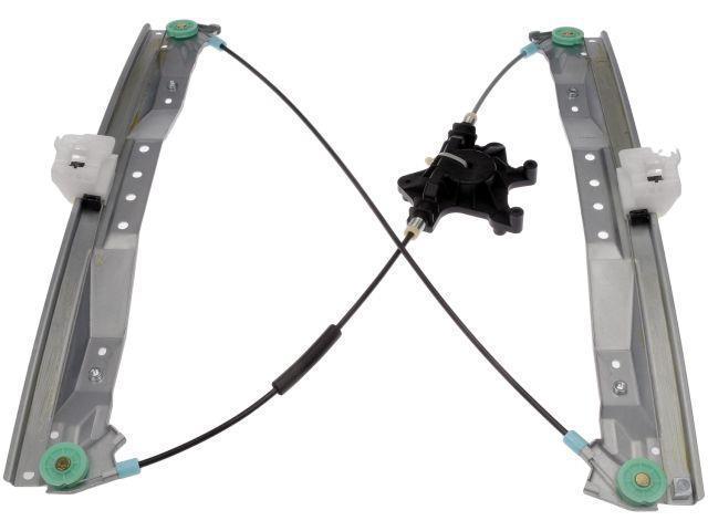 NEW Door Power Window Regulator W/O Motor Front Right Passenger Dorman 749-509