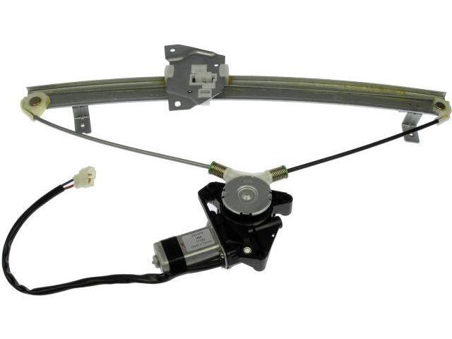 NEW Door Power Window Regulator & Motor Front Left Driver Dorman 741-978