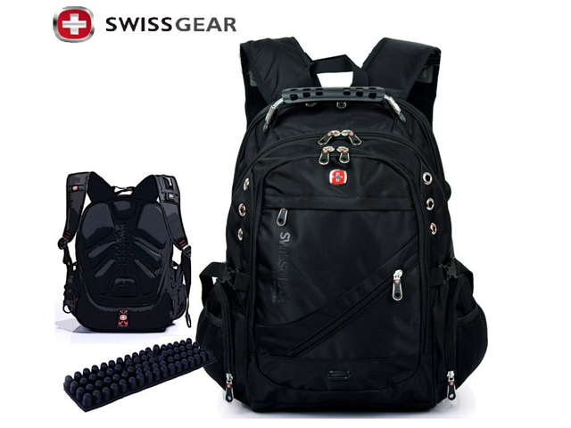 Waterproof Swiss Gear Multifunctional Men Luggage & Travel Bags ...