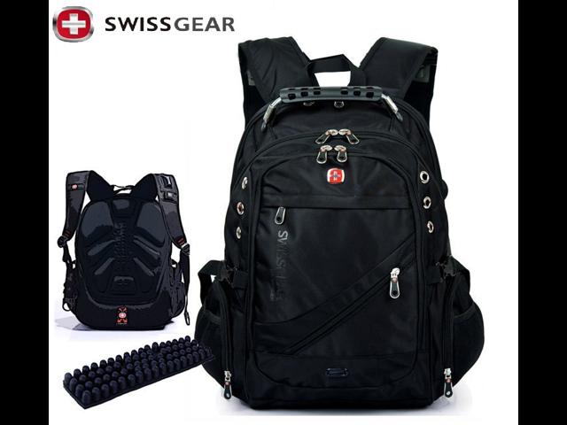 Waterproof Swiss Gear Multifunctional Men Luggage u0026 Travel Bags Brand Knapsackrucksack Backpack Hiking Bags  sc 1 st  Newegg.com & Waterproof Swiss Gear Multifunctional Men Luggage u0026 Travel Bags ...