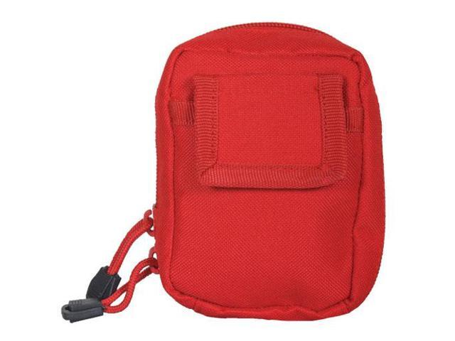 Fox Outdoor 56-8136 First Responder Pouch, Small - Red