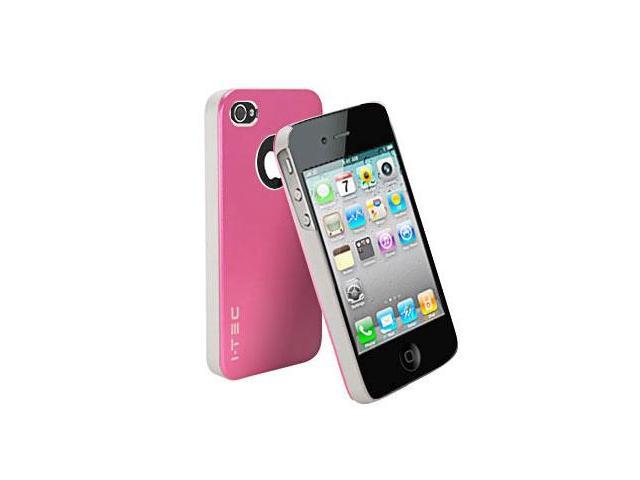 Kingwin I-TEC 682 Pink Hard Case Protect your iPhone 4 or iPhone 4S