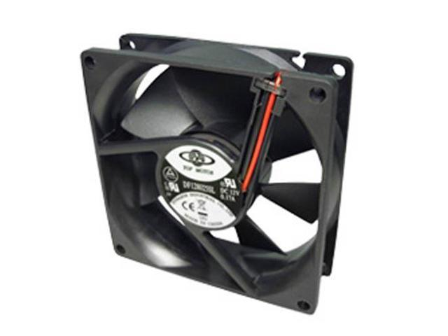 Top Motor Df128025bh 80mm 12v Dc 3 Pin Pc Computer Case