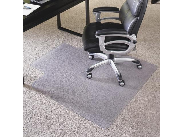 Es Robbins Everlife Lipped Foldable Chair Mat For Hard