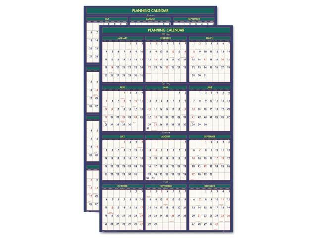 Calendar May Sia : Recycled seasons reversible business academic calendar