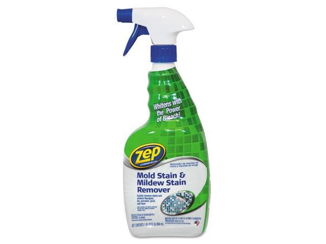 Mold Stain and Mildew Stain Remover 32 oz Spray Bottle