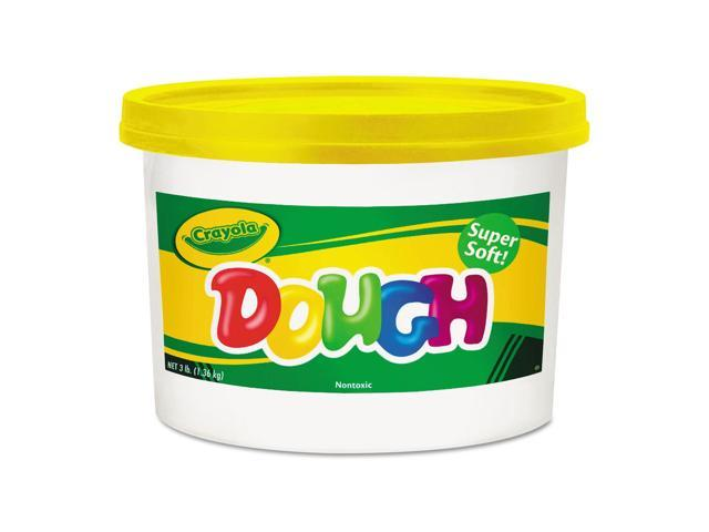 Crayola. 570015034 Modeling Dough  Yellow  3 lbs