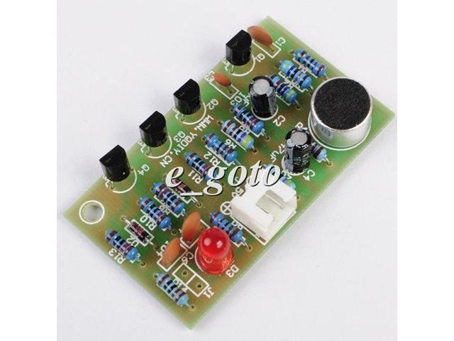 Clap switch suite diy kits electronic production for