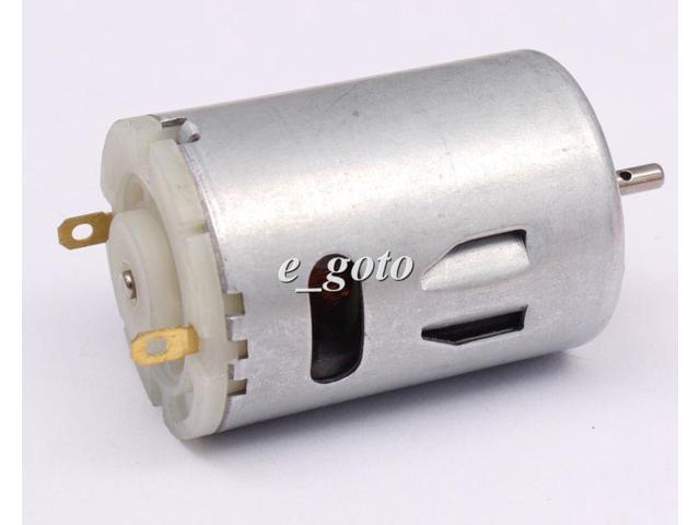 Dc Hobby Motor Gear Motor Toy Motor High Speed Type 545