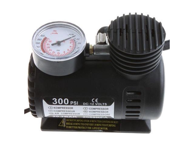 Portable 12v Car Auto Electric Air Compressor Tire