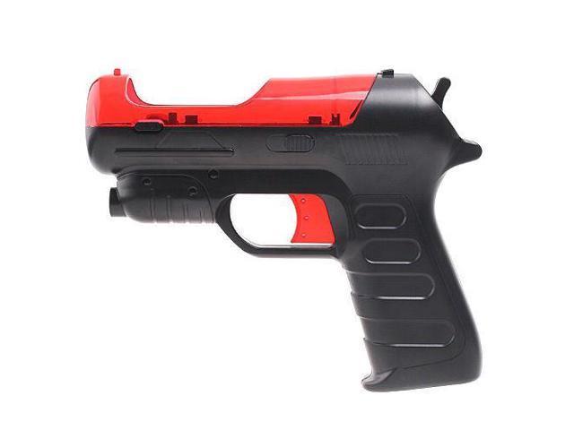 PS3 MOVE Remote Controller Shooting Games Gun Black