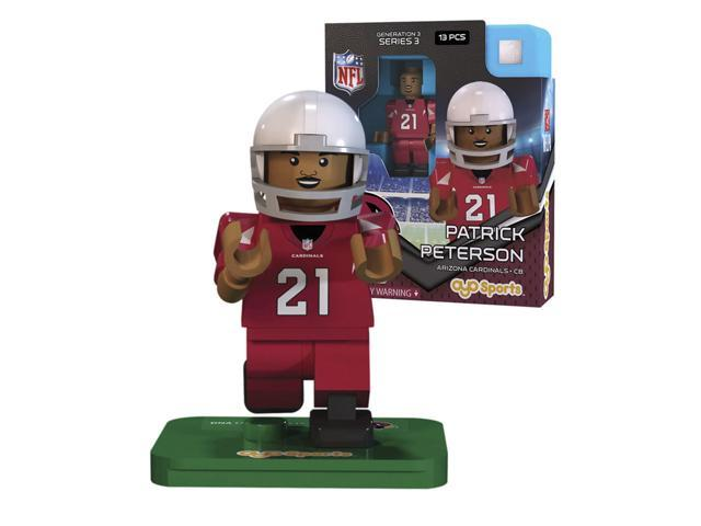 NFL Arizona Cardinals Patrick Peterson G3S3 OYO Mini Figure