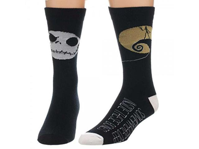 Nightmare Before Christmas Crew Socks 2 Pack