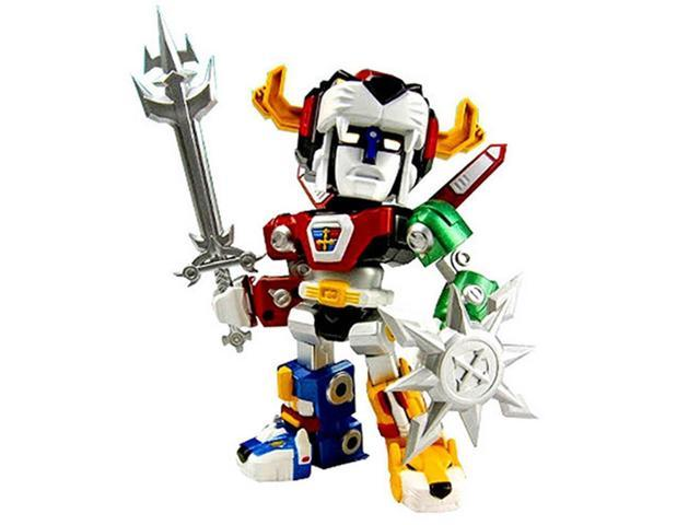 Voltron 30th Anniversary Super Deformed Voltron Die-Cast Action figure