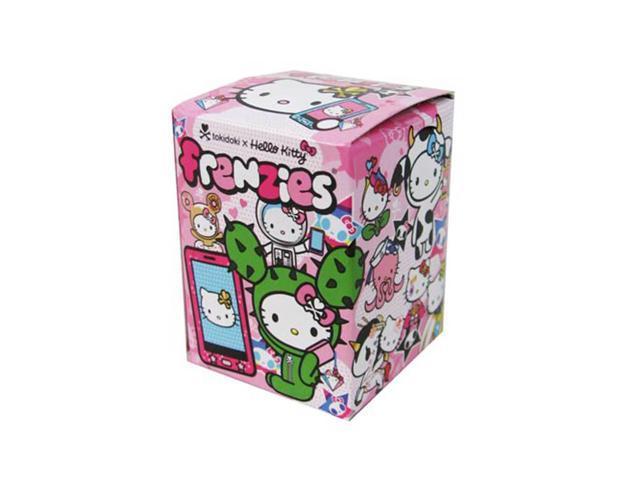 Tokidoki Hello Kitty Frenzies Mystery Blind Box Figure