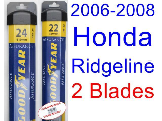 Image Result For Honda Ridgeline Wiper Blades