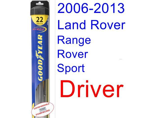 how to change windshield wiper blades on range rover sport