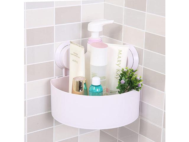 Awesome Bathroom Wall Suction Strong Suction Cup Tripod Bathroom Shelf Storage