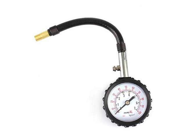 TinkSky Professional Precision Truck Auto Vehicle Car Tyre Tire Air Pressure Gauge Tester Meter