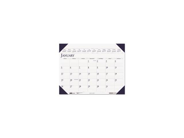 Calendar May Sia : Executive monthly desk pad calendar  by